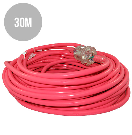 Custom Printed Extension Cords Australia 30m Heavy Duty
